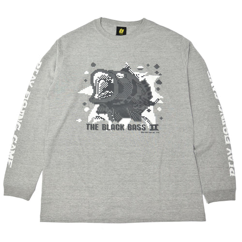 8bit Bass Long Sleeve [Glay]