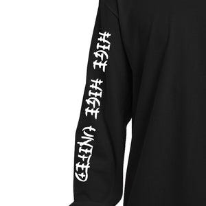 CHINA WARS L/S Tee [BLACK]