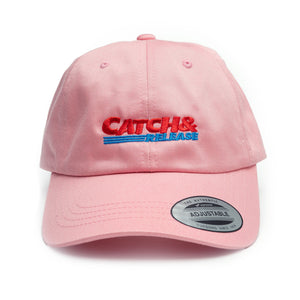 C&R DAD CAP[PINK]