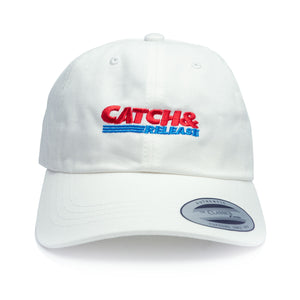 C&R DAD CAP[WHITE]