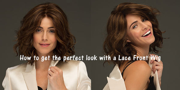 How to get the perfect look with a Lace Front Wig