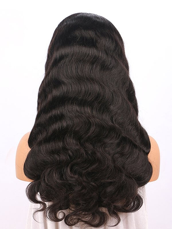 Jessica Hair 360 Lace Frontal Human Hair Wigs For Black Women Free Part Body Wave Brazilian Remy Hair(J1082)