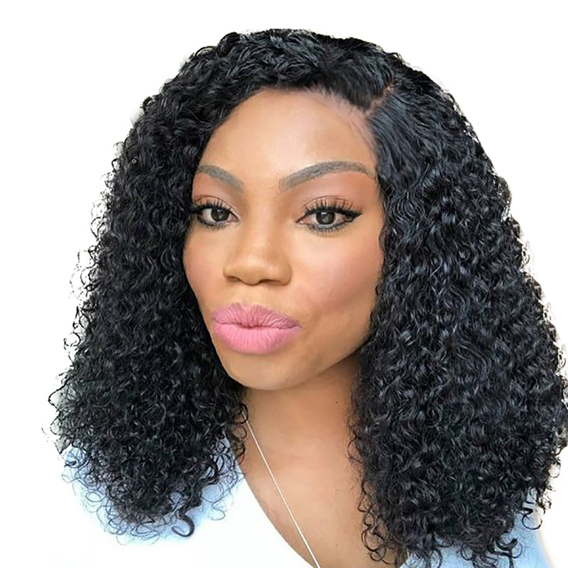 Jessica Hair 360 Lace Frontal Wigs For Black Women Sexy Curly Brazilian Remy Hair 360 Lace Frontal With Natural Hairline(J1022)