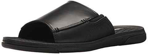 Kenneth Cole Men's Unlisted Pacey Sandal B Slide, Black, 7 M US | Sandals