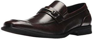 Kenneth Cole REACTION Men's Settle Loafer, Brown, 10 M US | Loafers & Slip-Ons