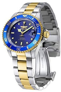 Invicta Men's Pro Diver Gold Stainless Steel Two-Tone Automatic Watch