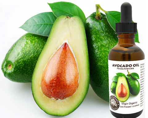 Avocado Oil - Organic, Virgin, Cold Pressed.