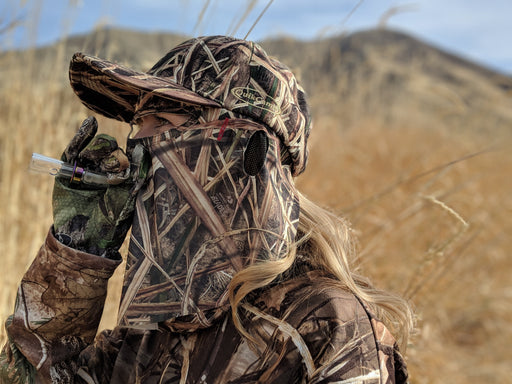 Waterfowl Hunting Camo Face Masks for Duck and Goose Hunting Concealment