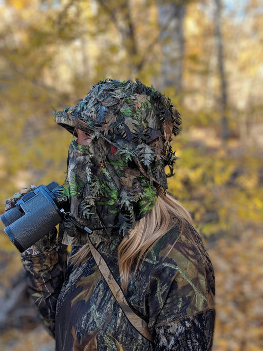 Camo Concealment for Birdwatching and Wildlife Photography