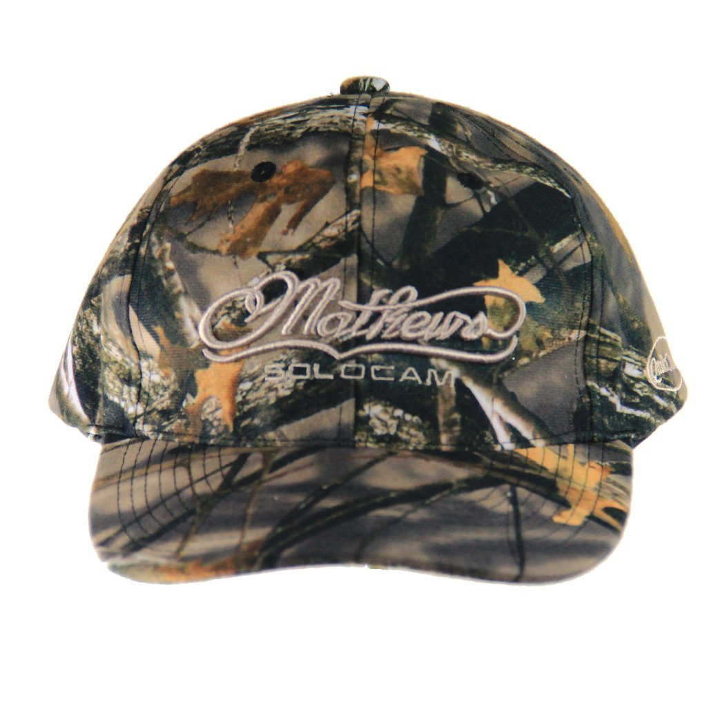 Mathews Lost Camo Face Mask Hat
