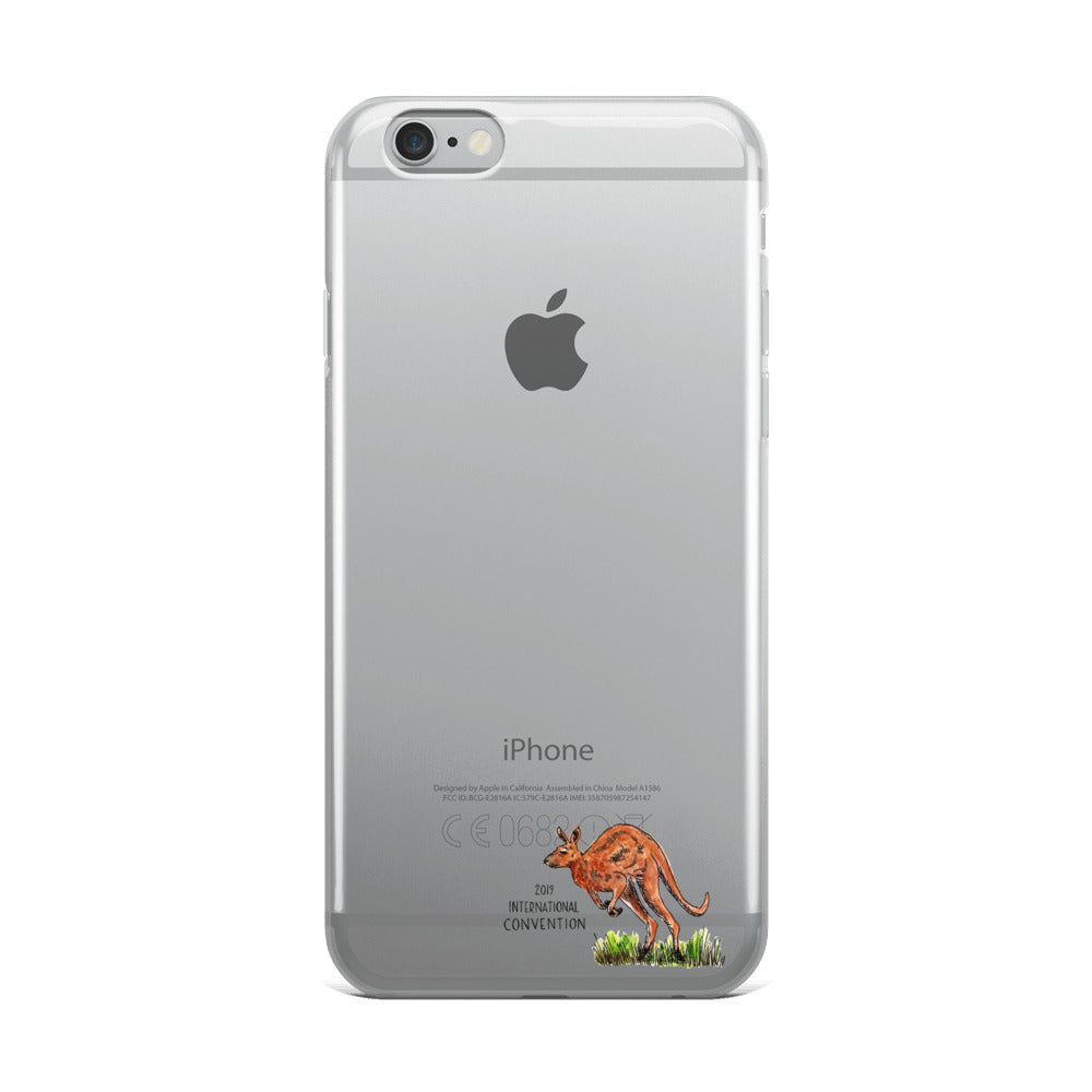 AUSTRALIA - 2019 INTERNATIONAL CONVENTION - iPHONE CASE