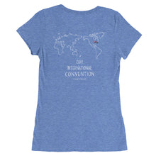 Load image into Gallery viewer, MIAMI - 2019 INTERNATIONAL CONVENTION - LADIES SHORT SLEEVE TSHIRT