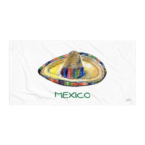MEXICO - 2019 INTERNATIONAL CONVENTION - COTTON TOWEL