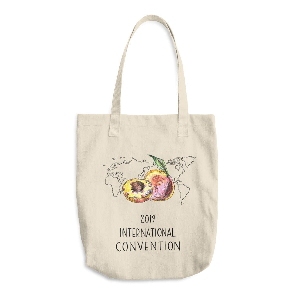 ATLANTA - 2019 INTERNATIONAL CONVENTION - COTTON TOTE BAG