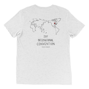 HOUSTON - 2019 INTERNATIONAL CONVENTION - SHORT SLEEVE T-SHIRT