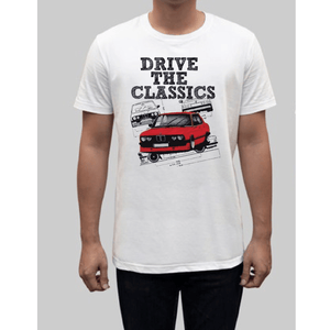 RoyalBodyKits -  DRIVE THE CLASSICS Camiseta