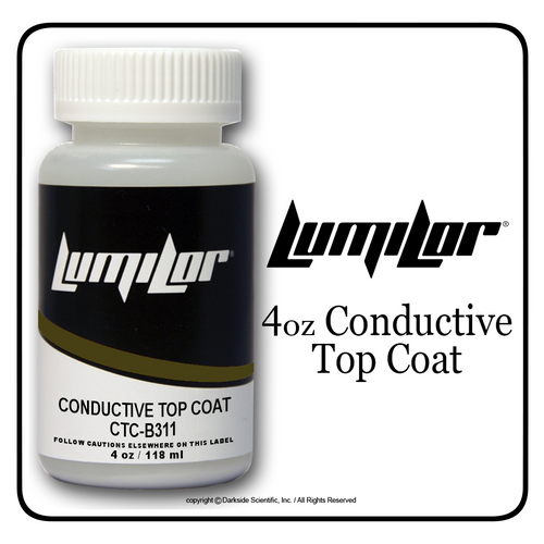 Conductive Top Coat