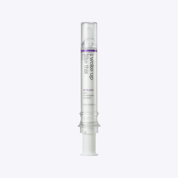 All-In-One Concentrate Ampoule 10ml x 3