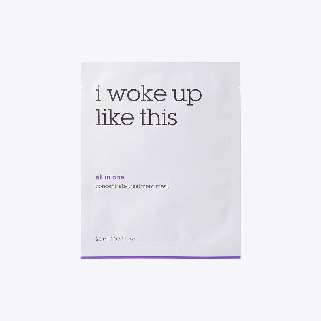 All-In-One Concentrate Mask