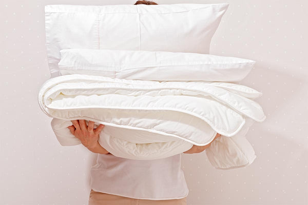 Curist Blog | Wash Linens for Allergy Relief