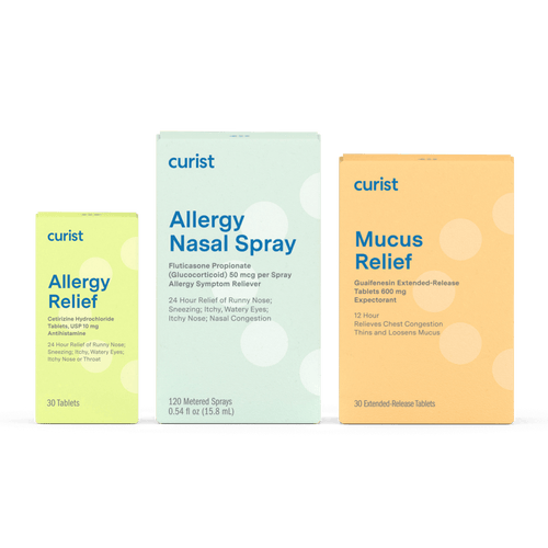 Complete Allergy Trio