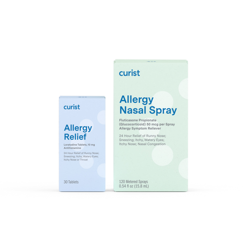 Curist Allergy Kit