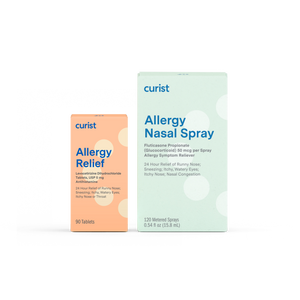 Allergy Drip-Drop Duo