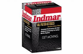 Indmar Oil Filter Cartrige - GM 5.7L