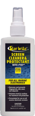 Screen Cleaner with PTEF - 8 oz