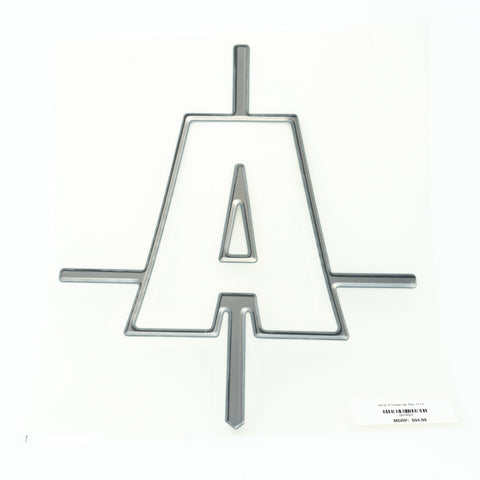 "Partial Axis Decal - ""A"" Crystal Cap (12-14)"