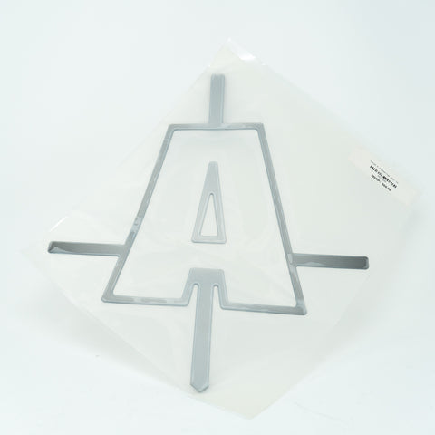 "Axis ""A"" Crystal Cap Decal - 2015"