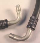 Transmission Cooler Hose - ASM 17""