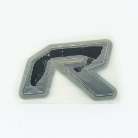 "Partial Wakesetter Decal - ""R"" Black Pearl (SL24 15-16)"