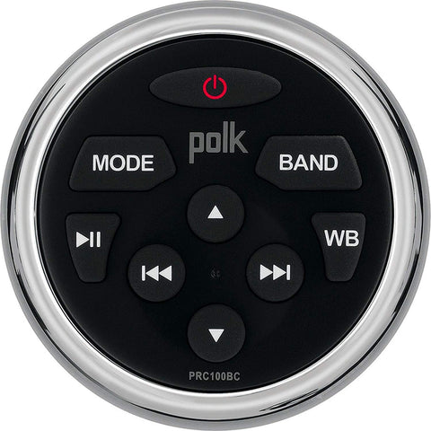 Stereo Remote - Round (No Display)