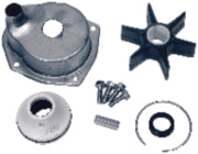 Quicksilver Water Pump Kit - Complete