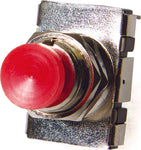 Horn Button w/ Red Plunger