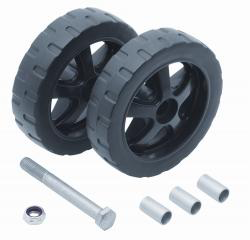 Dual Wheel Replacement Kit for Fulton F2 Jack