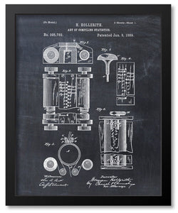 Technology Patent Prints