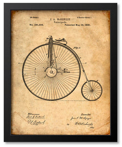 Transportation Patent Prints
