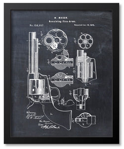 Guns/Military Patent Prints