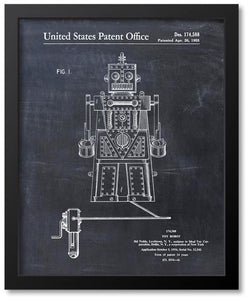 Games/Toys Patent Prints