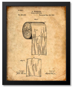Household Patent Prints