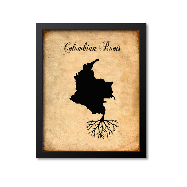 Colombian Roots Print