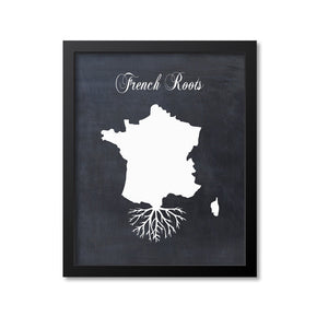 French Roots Print