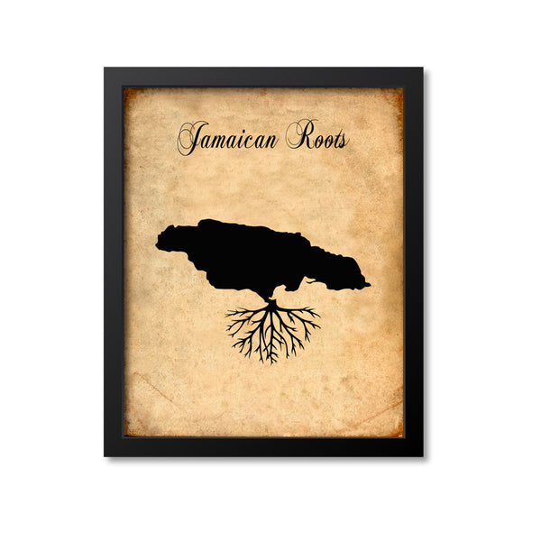 Jamaican Roots Print