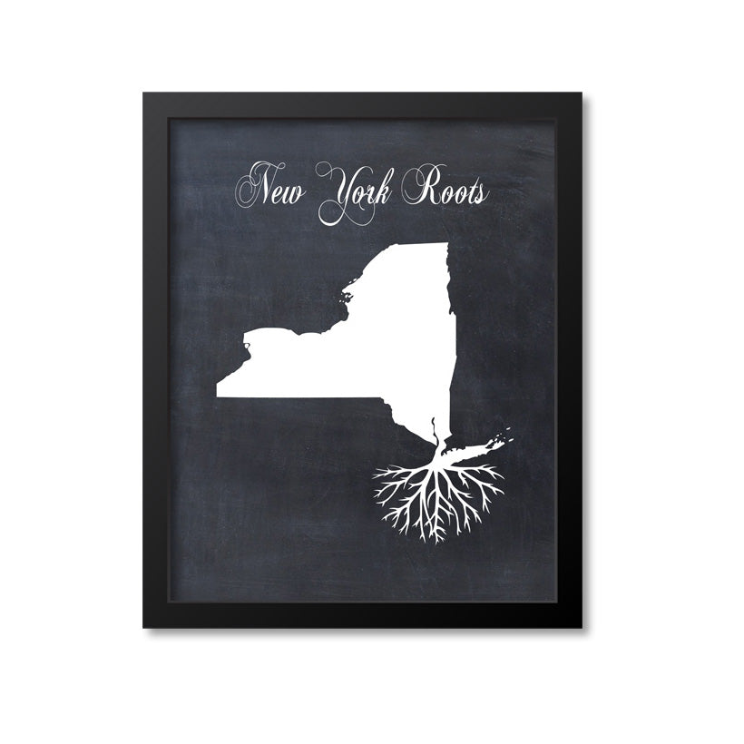 New York Roots Print