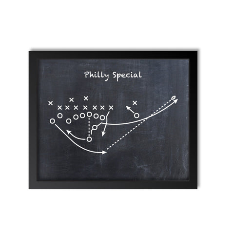 Philly Special Football Play