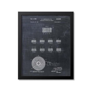 Bar Codes Upc Patent Print