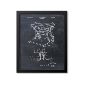 Workmate Workbench Patent Print