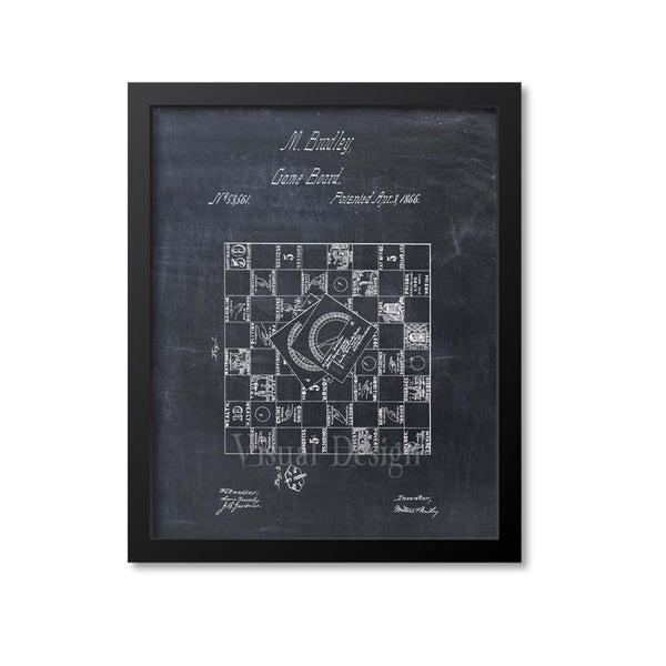 Game Of Life Patent Print